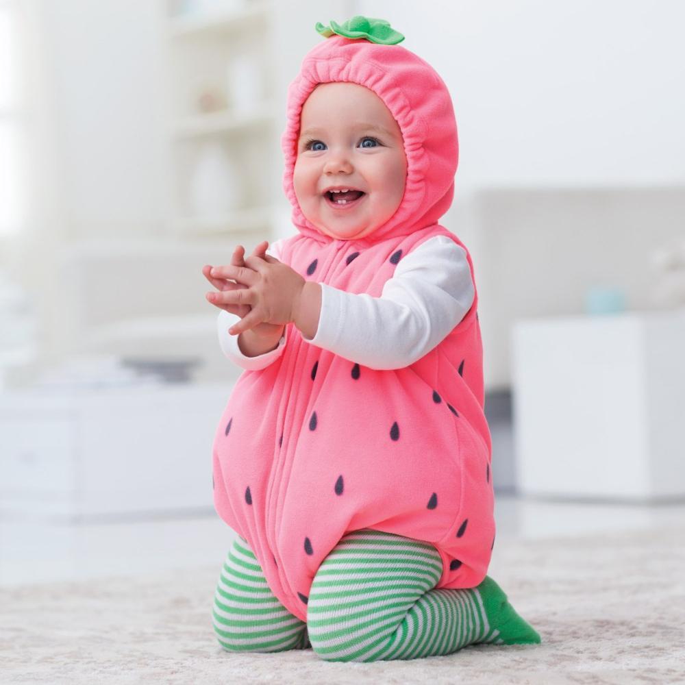disfraz de fresita para bebs mujer marca carters
