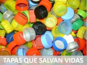 Tapas de Gaseosa Reciclar